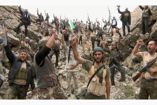 siriya war